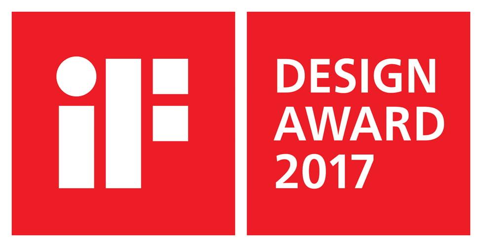 iF Design Award 2017 – Sieben Brother Produkte ausgezeichnet