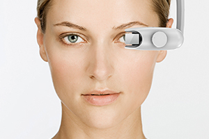 AiRScouter Head-Mounted Display