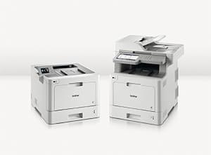 L8000er und L9000er Farblaser-Serie