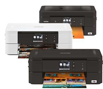 Tinten-Multifunktionsgeräte für Home-Office und Arbeitsplatz
