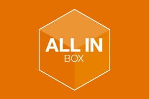 All in Box von Brother
