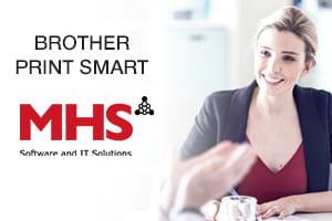 Brother PRINT Smart und MHS