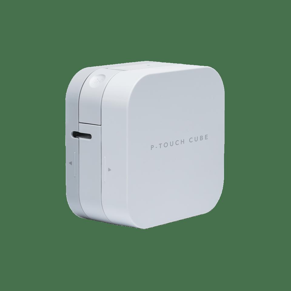 P-touch Cube: erstes Bluetooth-Beschriftungsgerät für den Heimbedarf