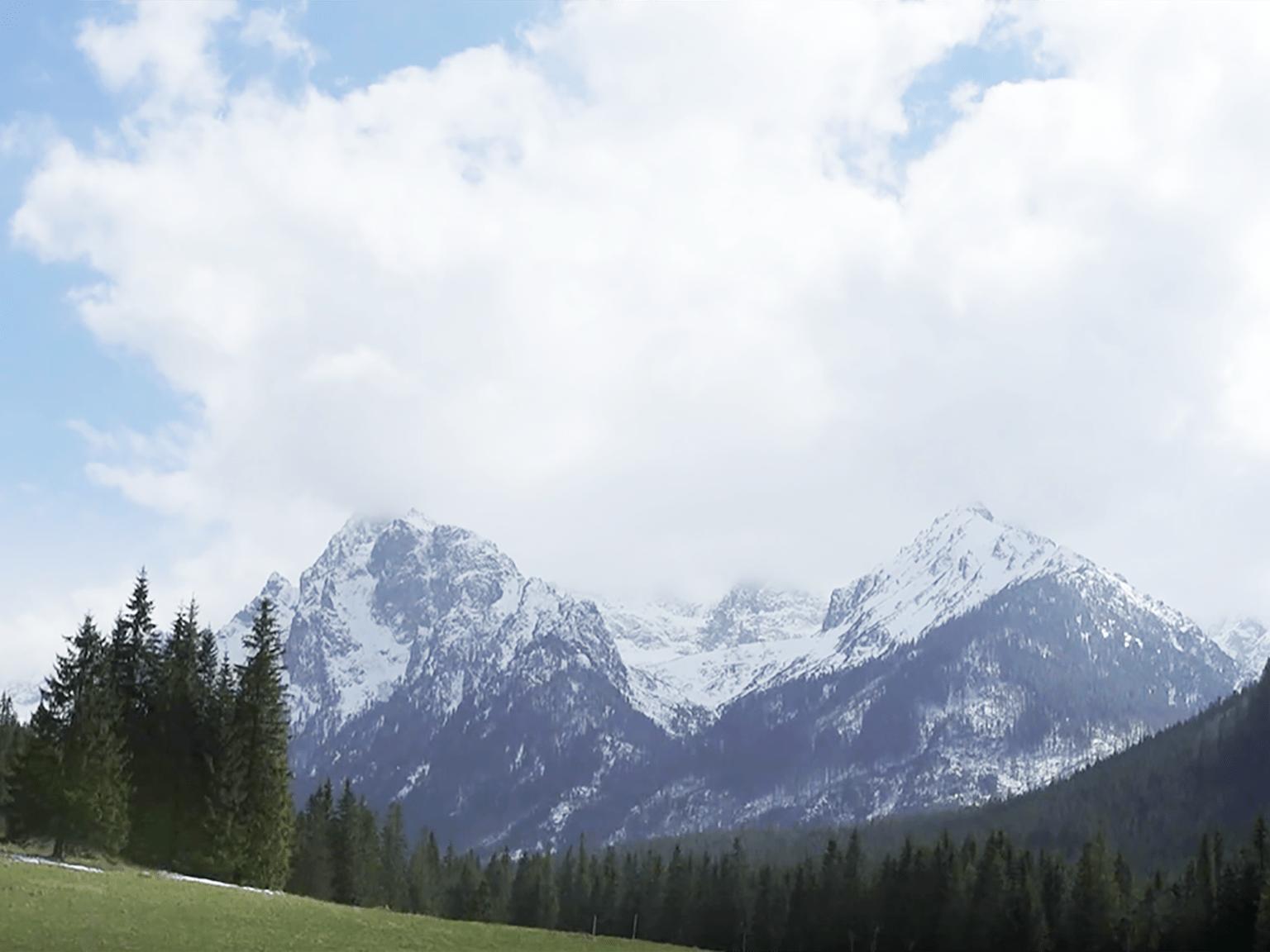 Berge der Hohen Tatra