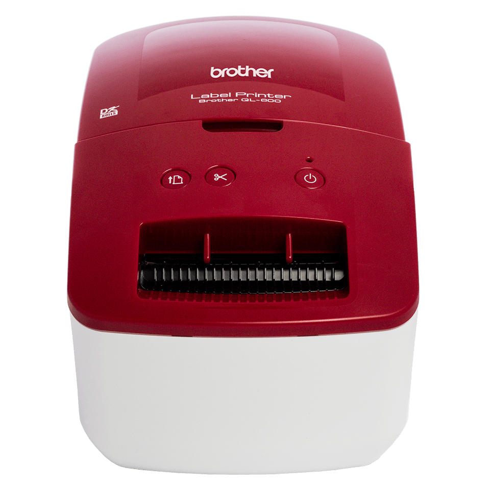 QL-600R Rot