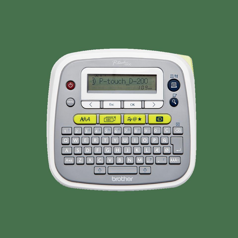 PT-D2000VP - Beschriftungsgerät für Zuhause und das Homeoffice