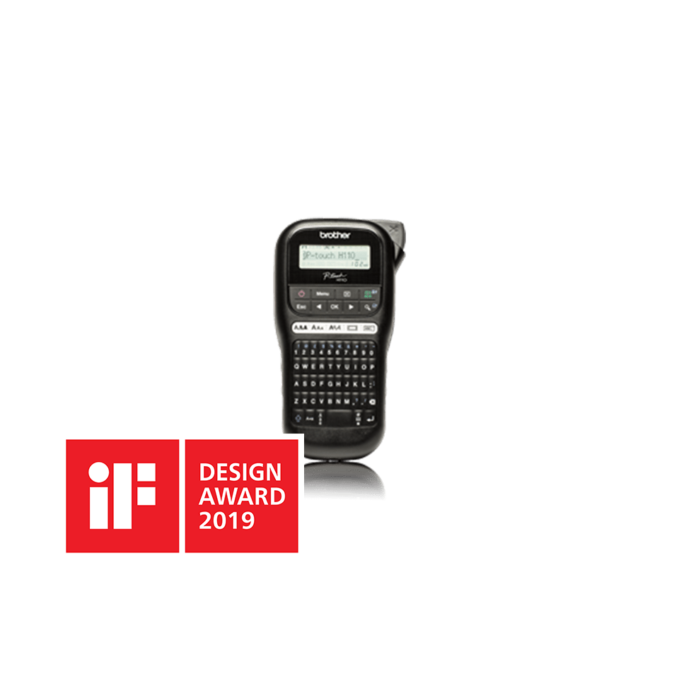 PT- H110  mit iF Design Award 2019