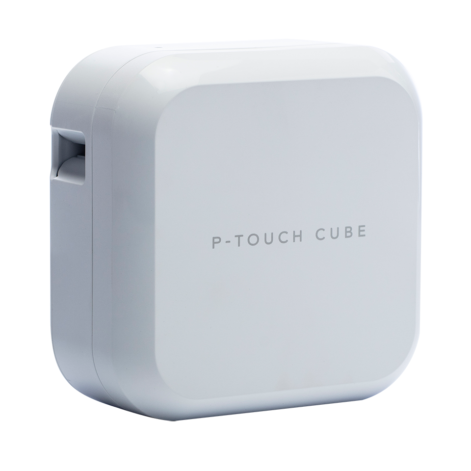 P-touch CUBE Plus (weiß) 2