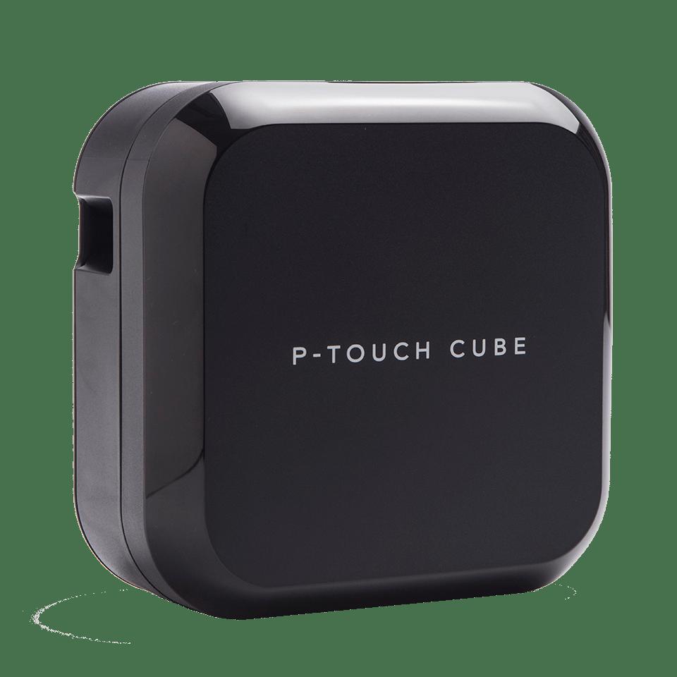 P-touch CUBE Plus (schwarzes Modell)