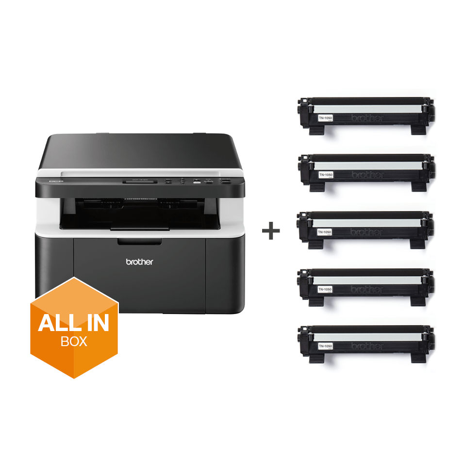 DCP-1612W All in Box 6
