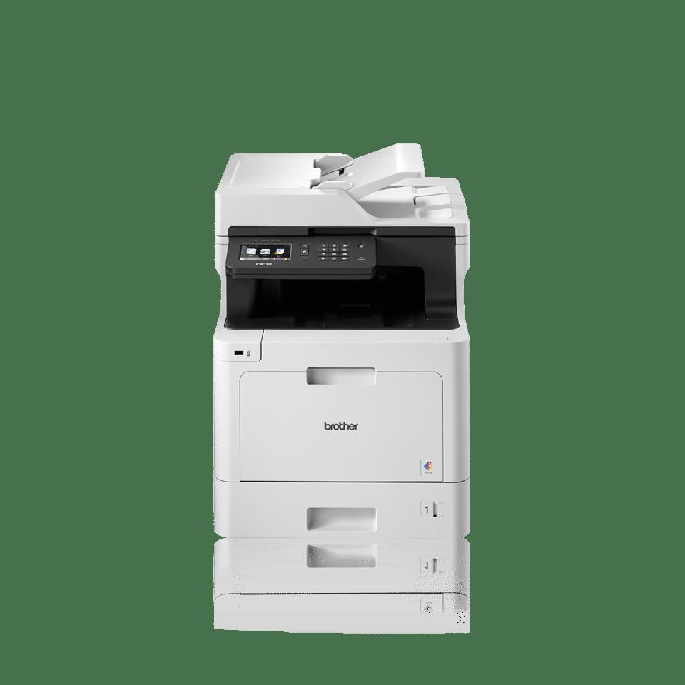 DCP-L8410CDW  Professionelles WLAN 3-in-1 Farblaser-Multifunktionsgerät mit Duplexdruck