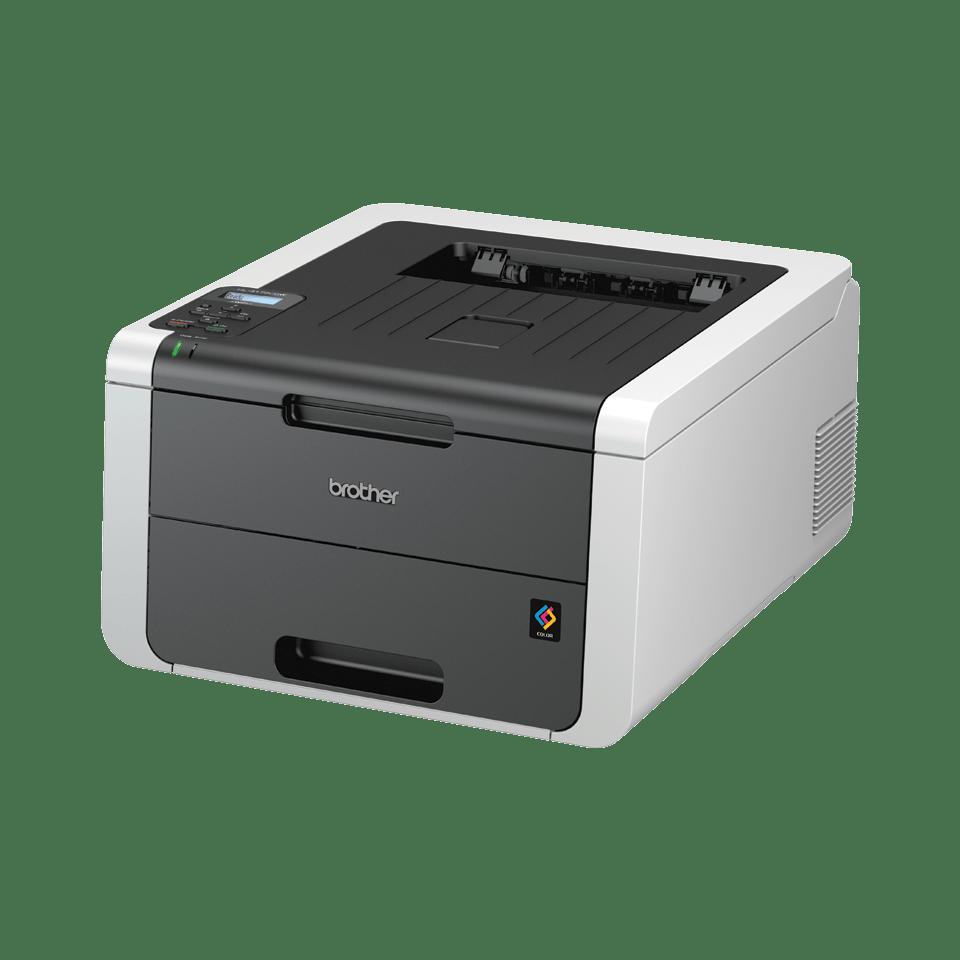 HL-3172CDW  Kompakter Farbdrucker mit WLAN & Duplex