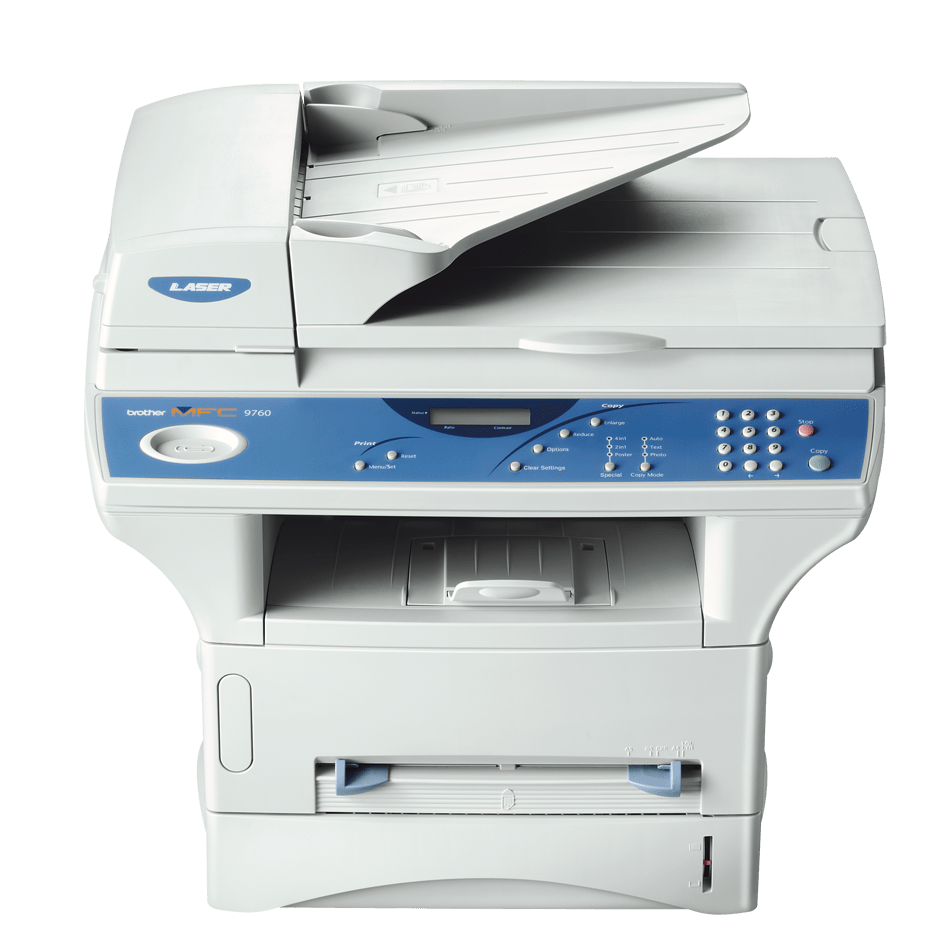 Brother MFC-9760 Frontansicht