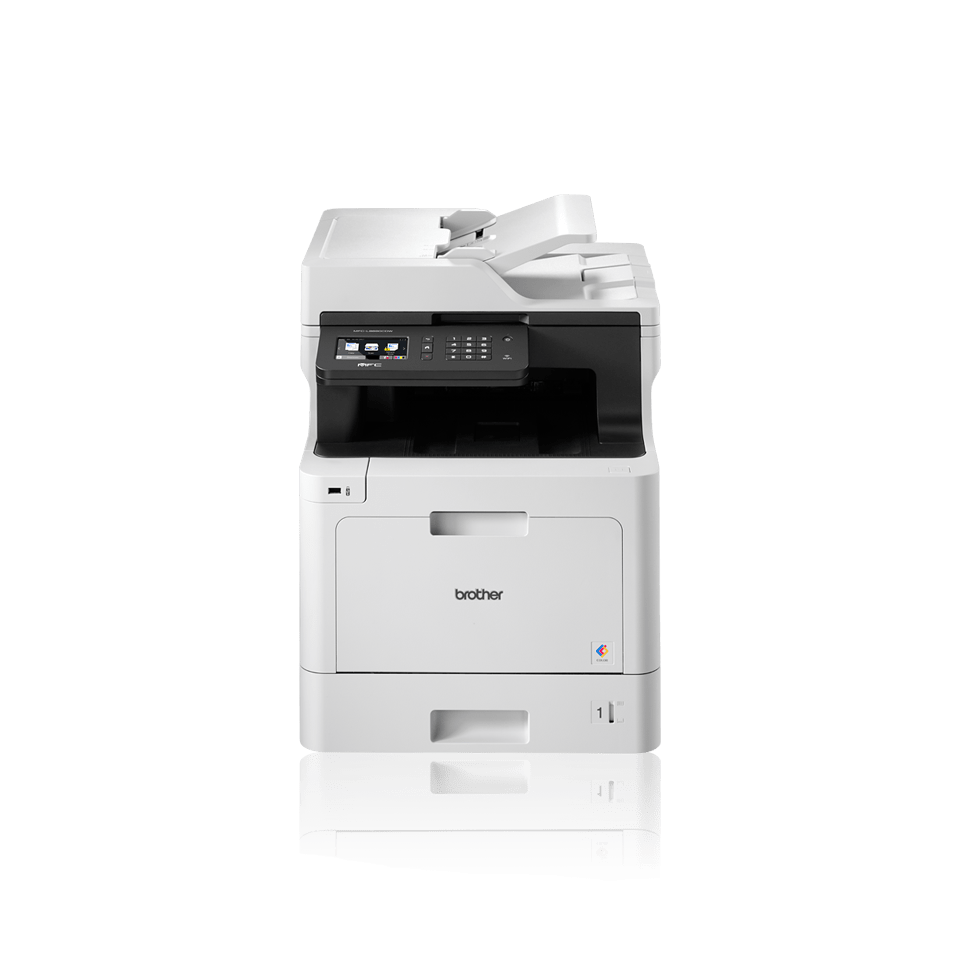 Brother MFC-L8690CDW Frontansicht