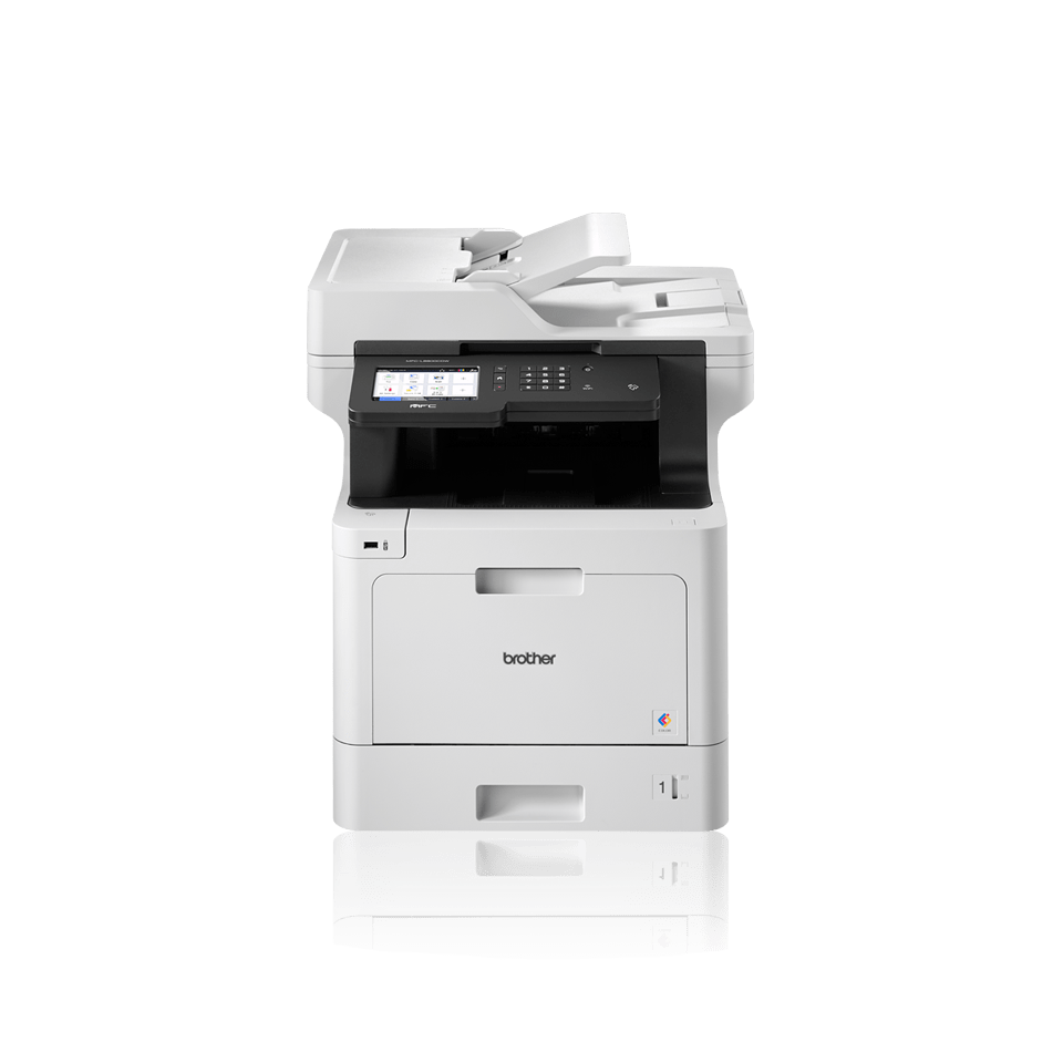 Brother MFC-L8900CDW Frontansicht