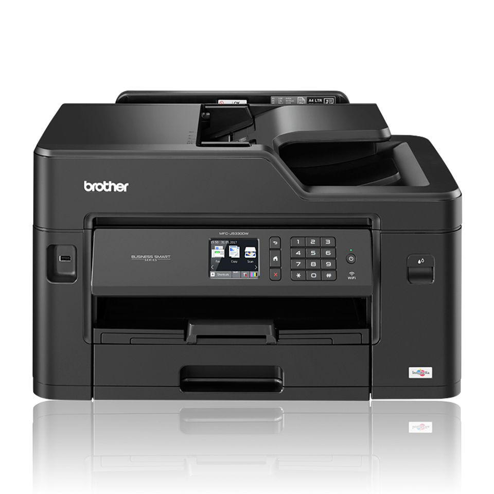 Brother MFC-J5335DW Frontansicht