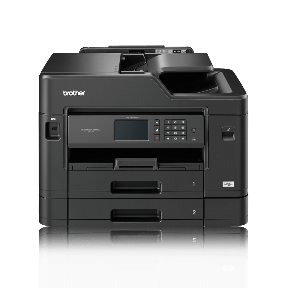 Brother MFC-J5730DW Frontansicht