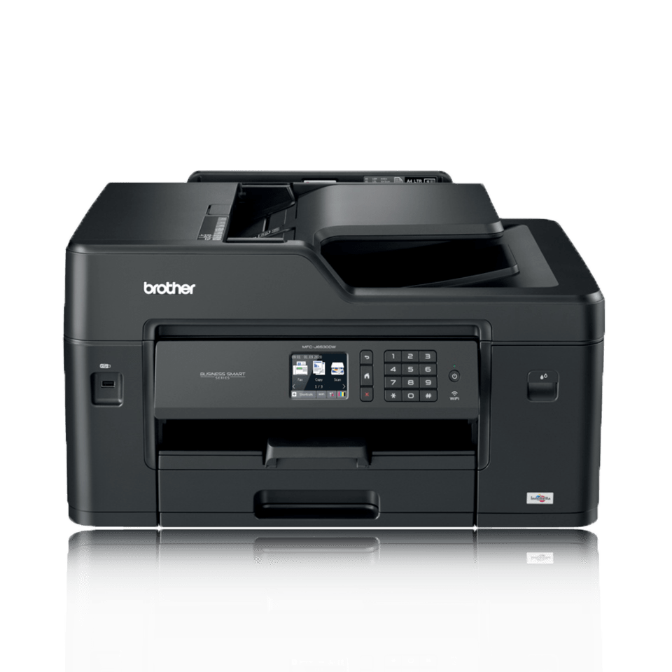 Brother MFC-J6530DW Frontansicht