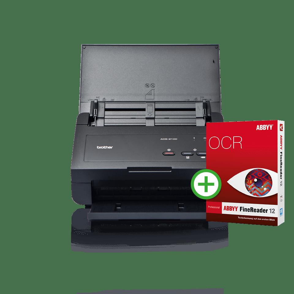 ADS-2100e FineReader Edition 0