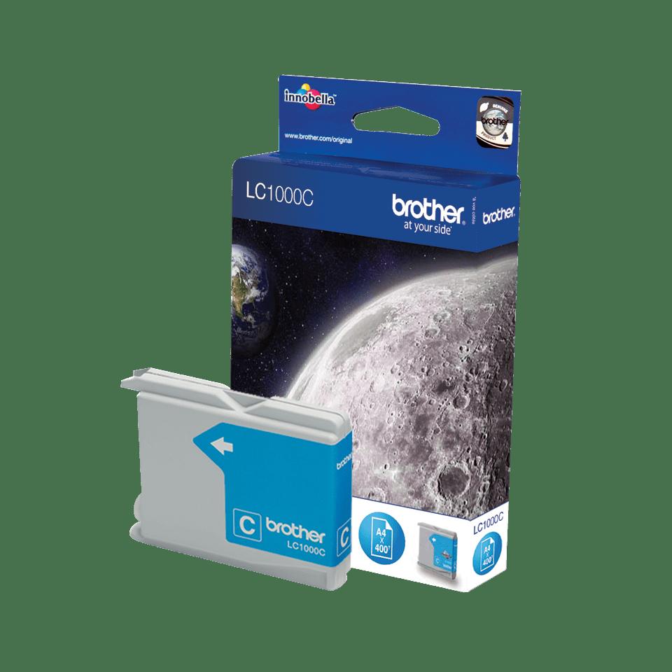 Brother LC-1000C Tintenpatrone – Cyan