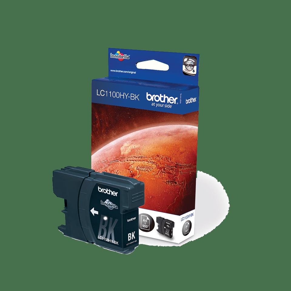 Brother LC-1100HY-BK Tintenpatrone – Schwarz