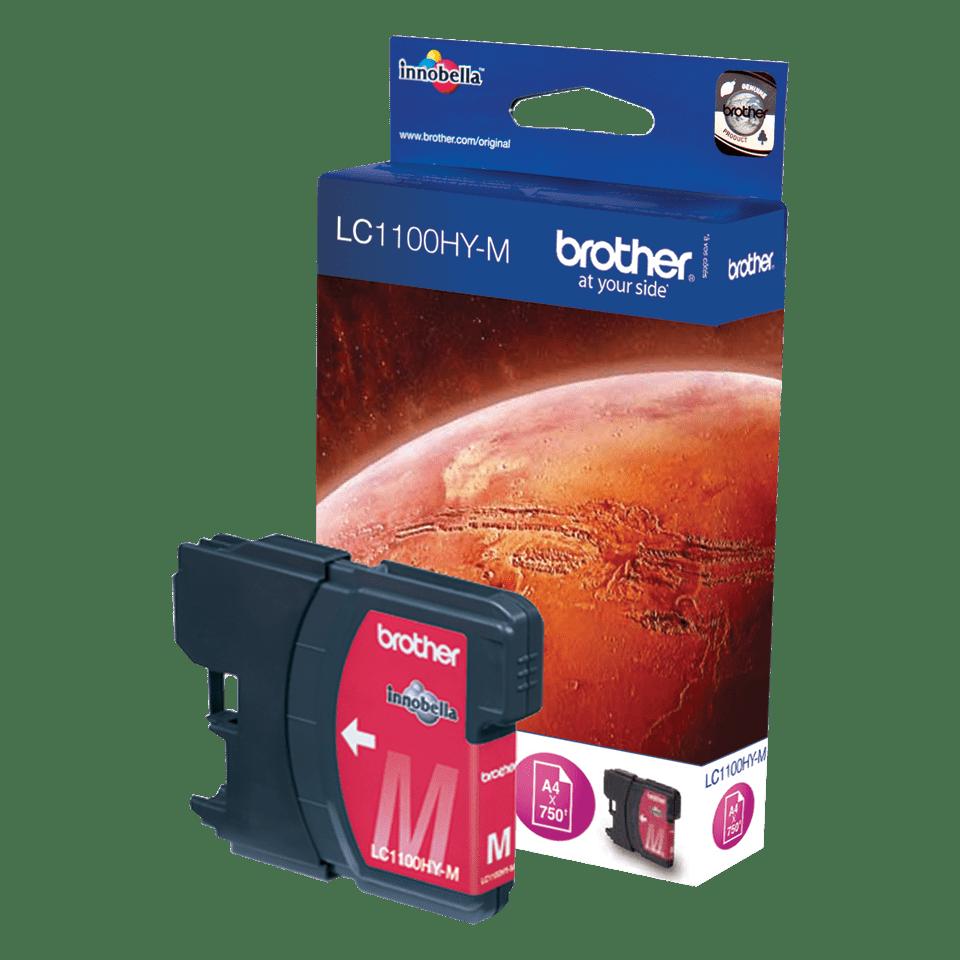 Brother LC-1100HY-M Tintenpatrone – Magenta