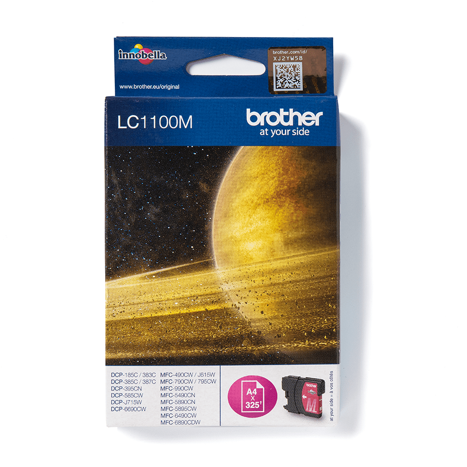 Brother LC-1100M Tintenpatrone – Magenta