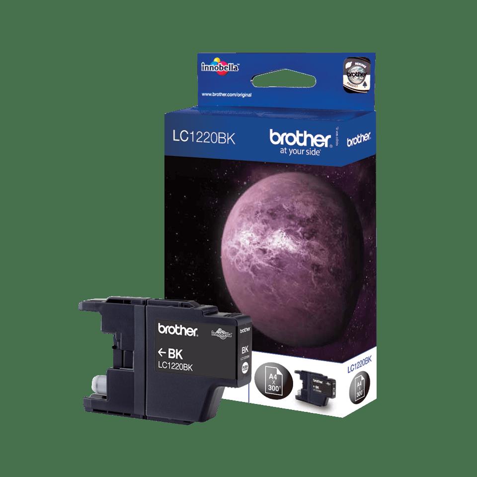 Brother LC-1220BK Tintenpatrone – Schwarz 0