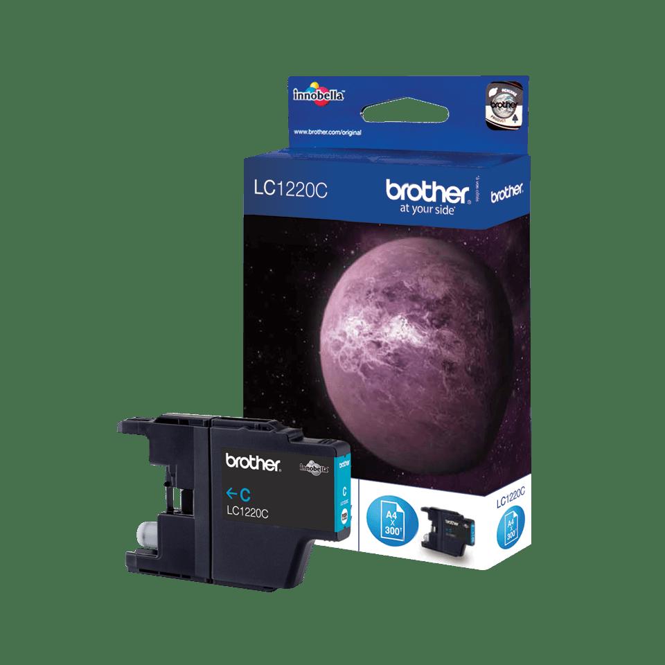 Brother LC-1220C Tintenpatrone – Cyan