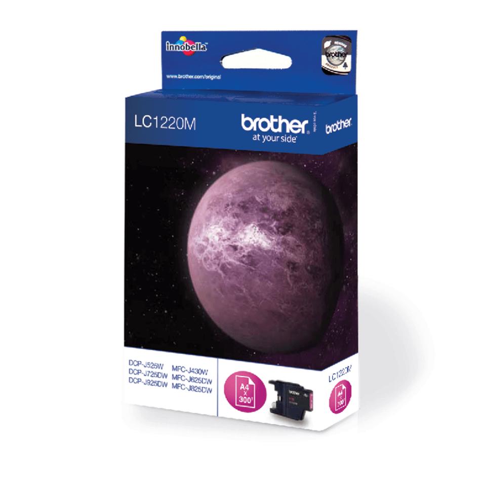 Brother LC-1220M Tintenpatrone – Magenta 2