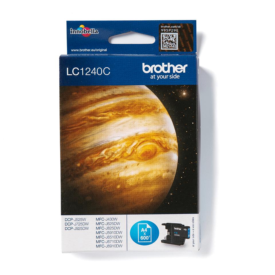Brother LC-1240C Tintenpatrone – Cyan