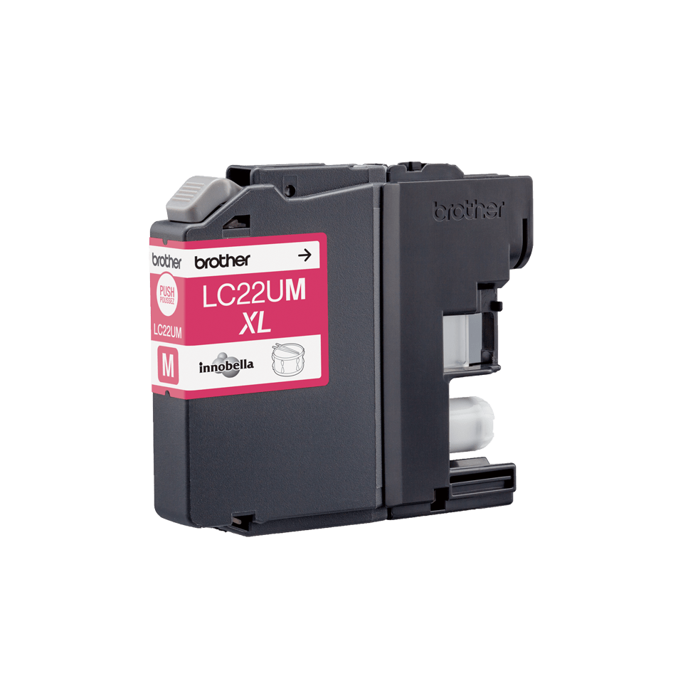 Brother LC-22UM XL-Tintenpatrone – Magenta 3