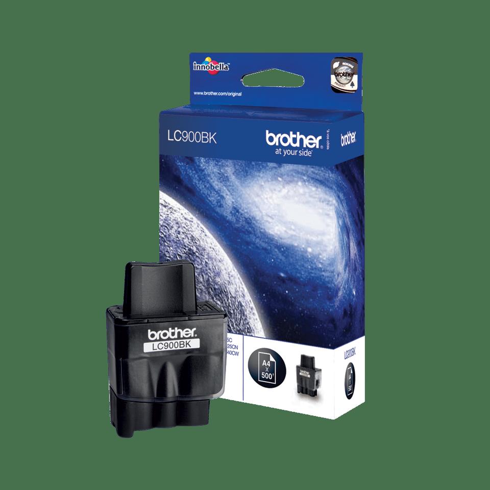 Brother LC-900BK Tintenpatrone – Schwarz