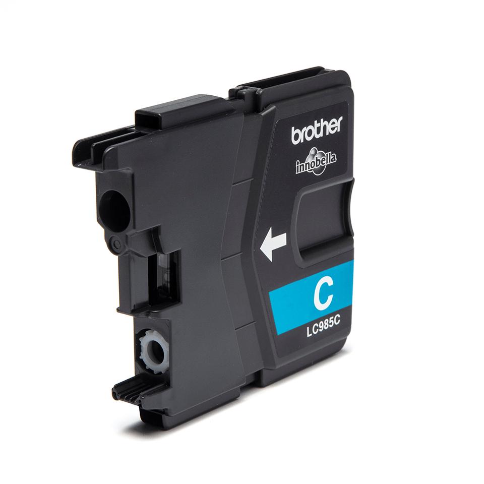 Brother LC-985C Tintenpatrone – Cyan 2