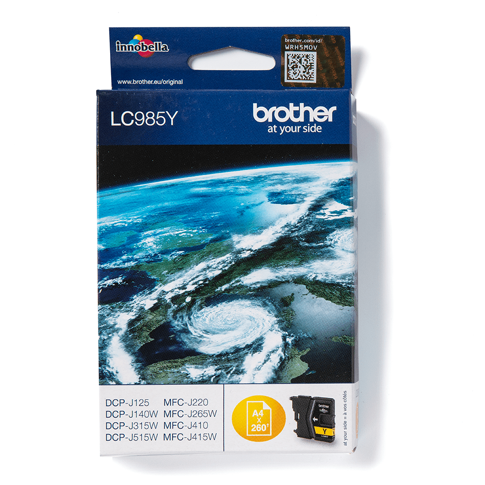 Brother LC-985Y Tintenpatronen – Gelb