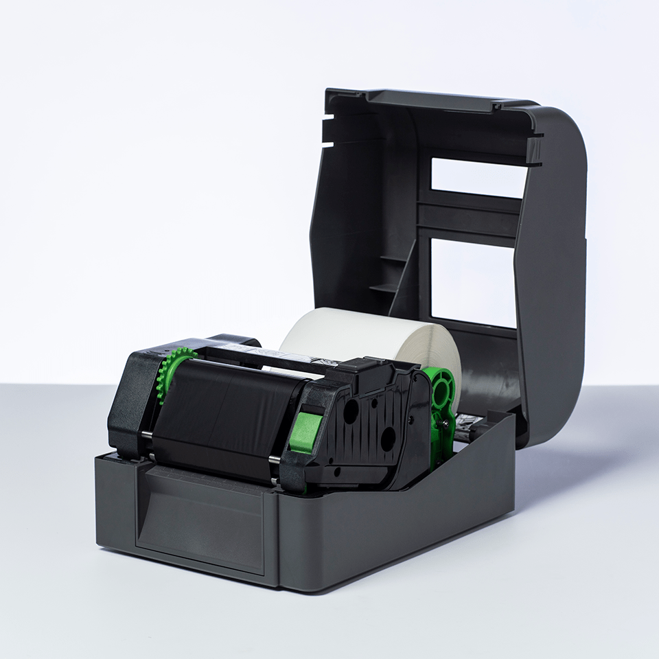 Thermotransfer-Farbband Premium Wachs/Harz BSP1D300110 2