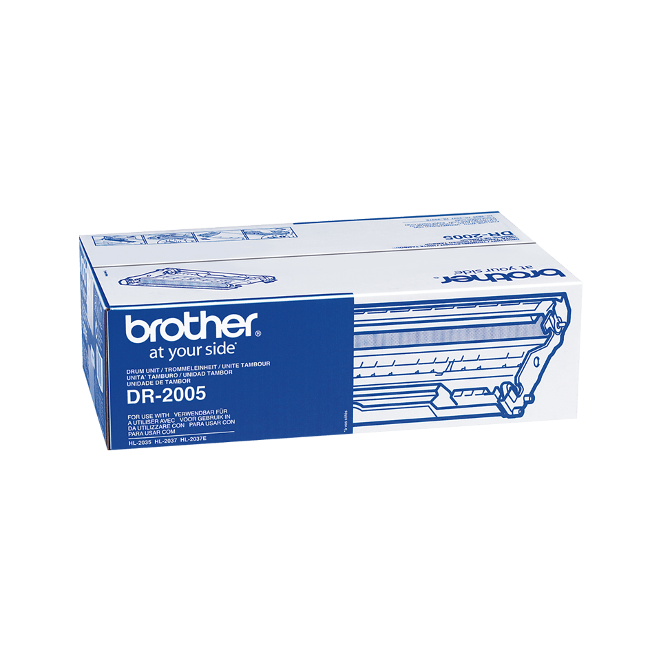 Brother DR-2005 Trommeleinheit 2