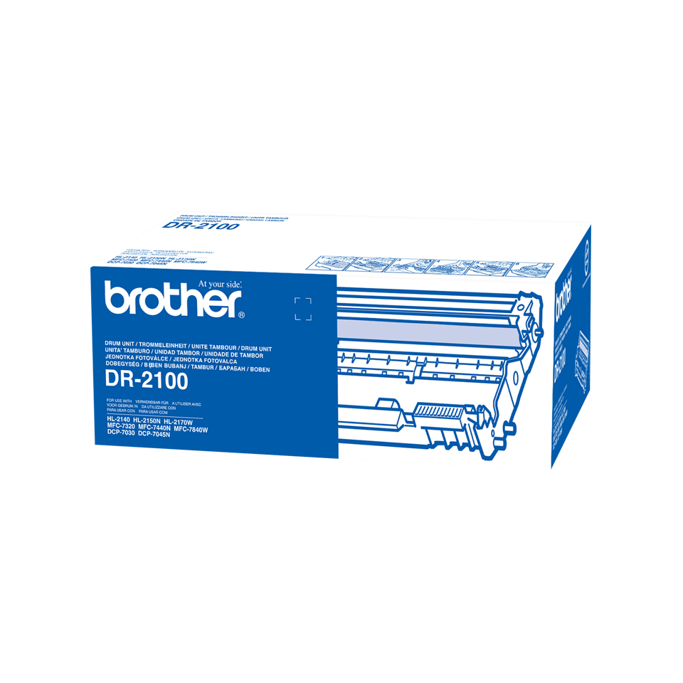 Brother DR-2100 Trommeleinheit