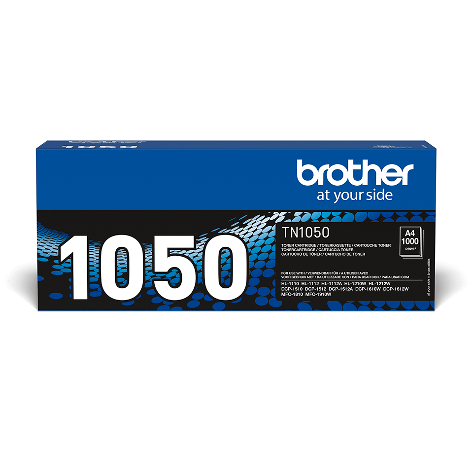 Brother TN-1050 Tonerkartusche – Schwarz 0