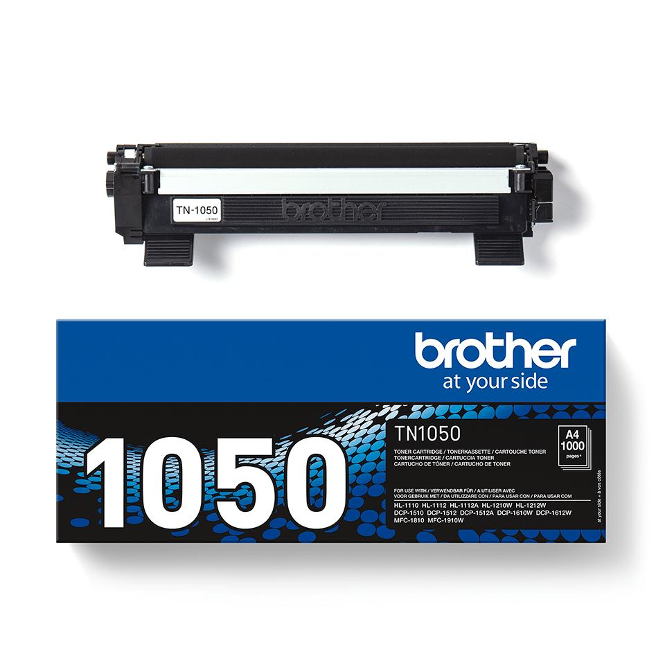 Brother TN-1050 Tonerkartusche – Schwarz 3
