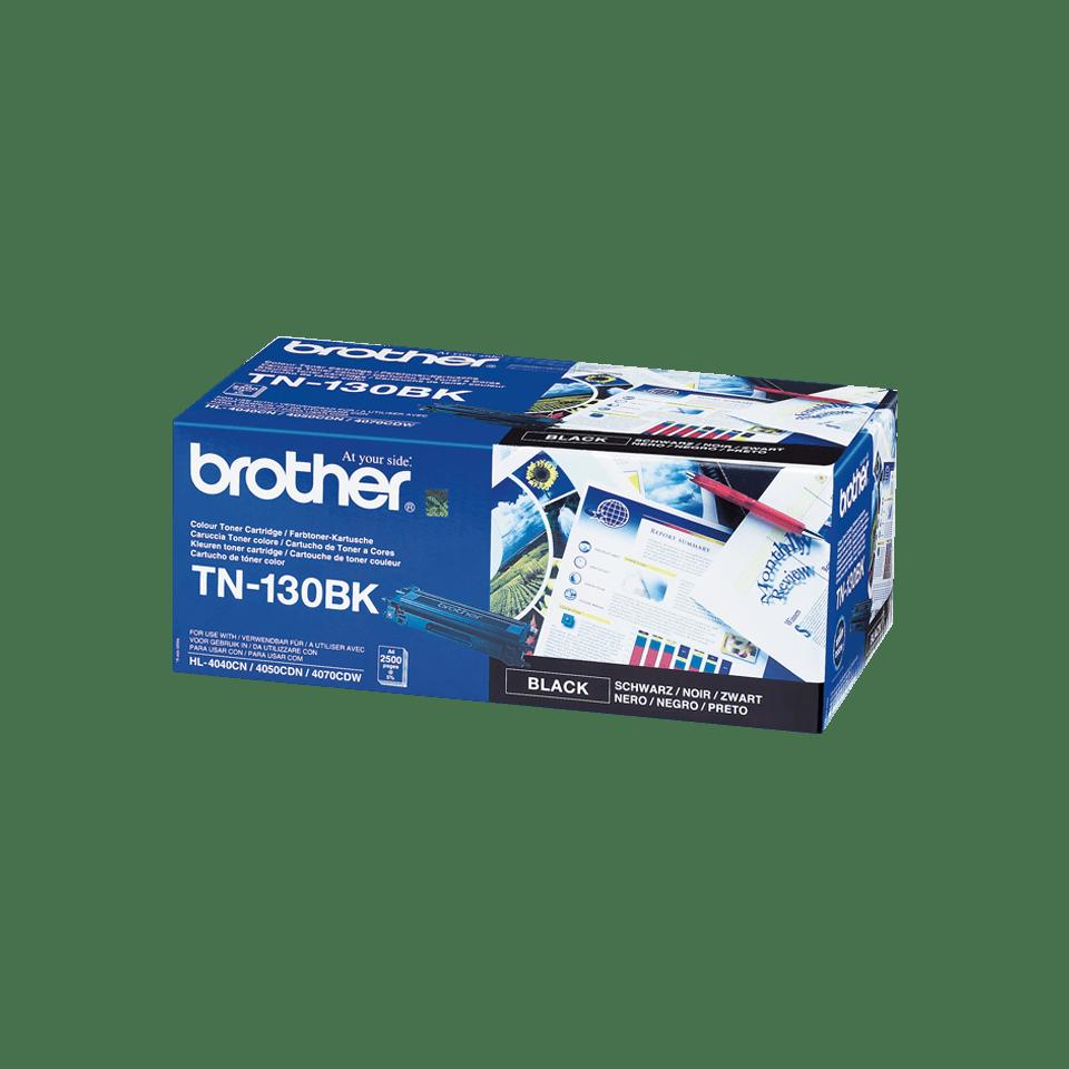 Brother TN-130BK Tonerkartusche – Schwarz 0