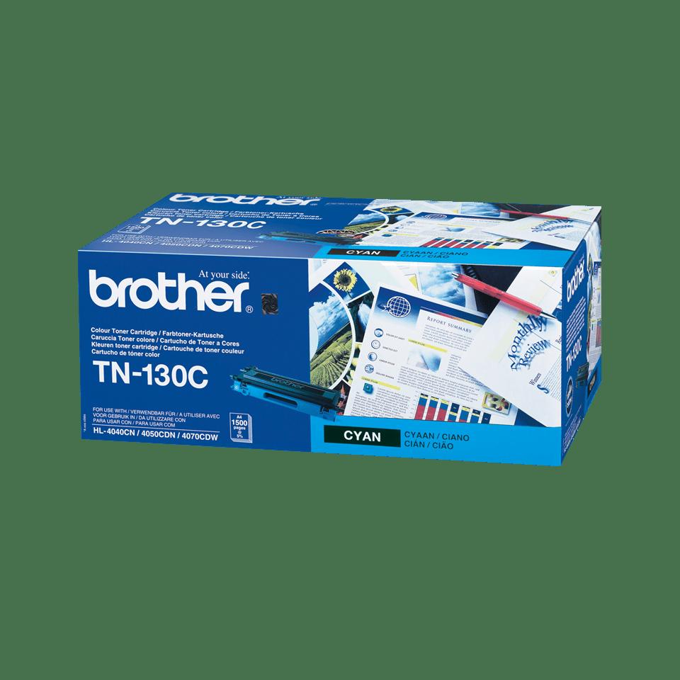 Brother TN-130C Tonerkartusche – Cyan 2