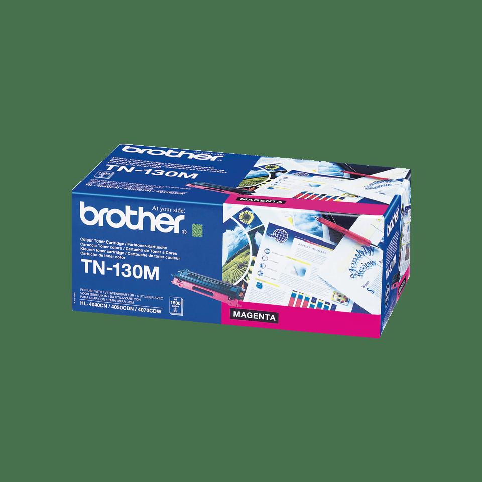 Brother TN-130M Tonerkartusche – Magenta 0
