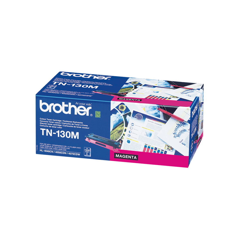 Brother TN-130M Tonerkartusche – Magenta 2