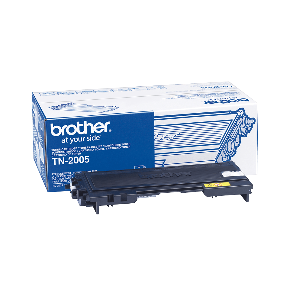 Brother TN-2005 Tonerkartusche – Schwarz