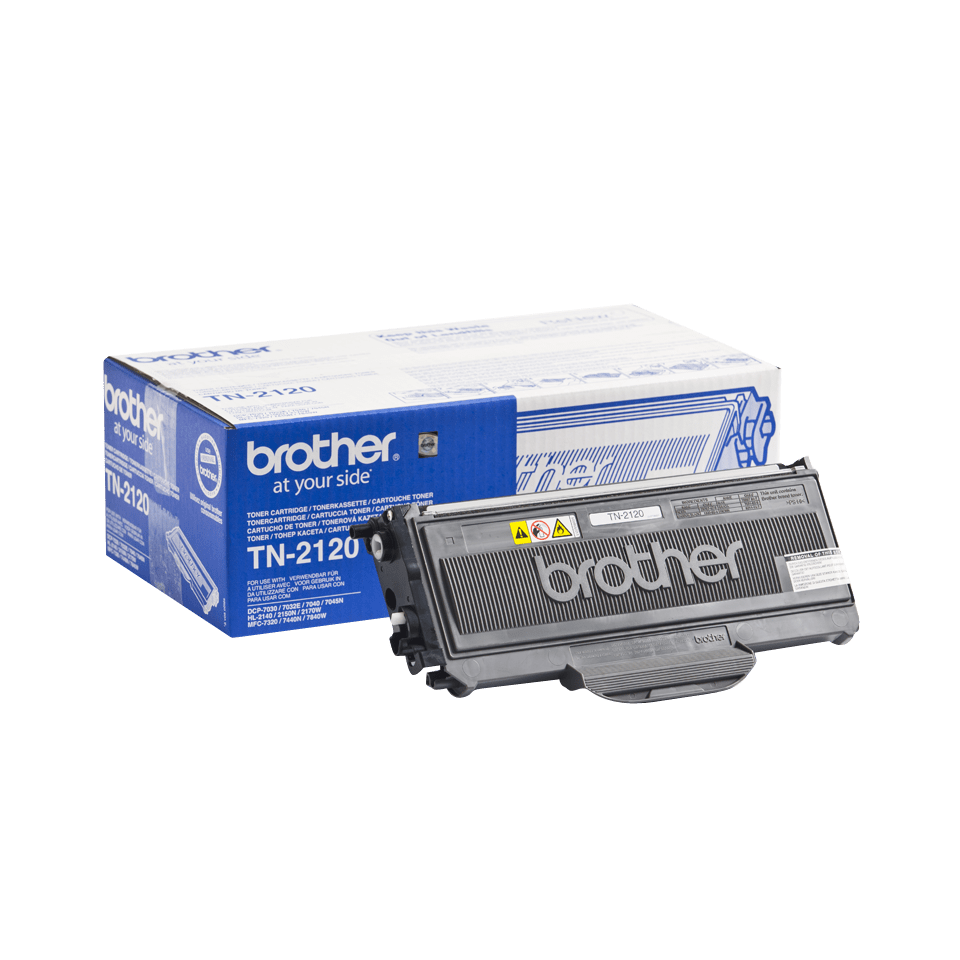 Brother TN-2120 Tonerkartusche – Schwarz