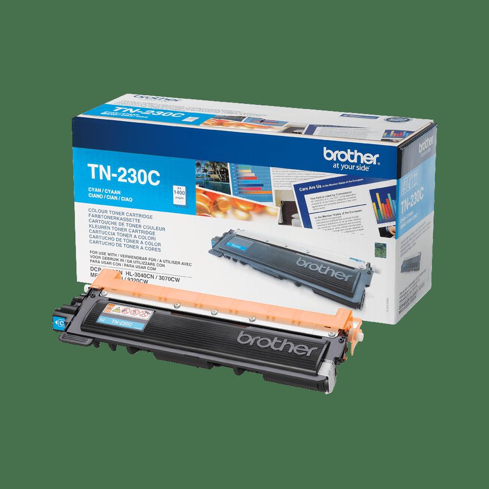 Brother TN-230C Tonerkartusche – Cyan