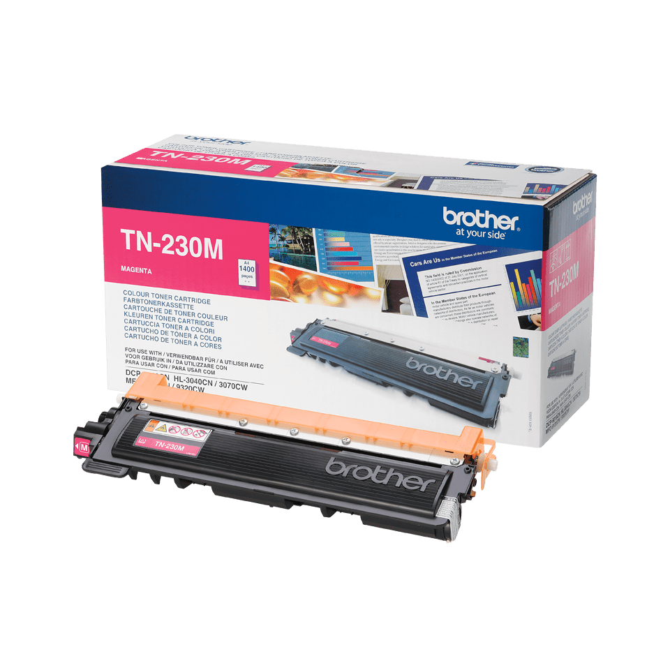Brother TN-230M Tonerkartusche – Magenta