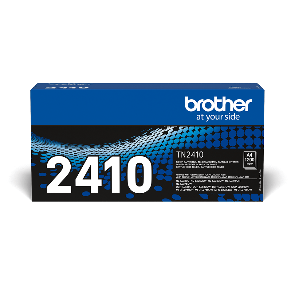 Brother TN-2410 Tonerkartusche - Schwarz 2