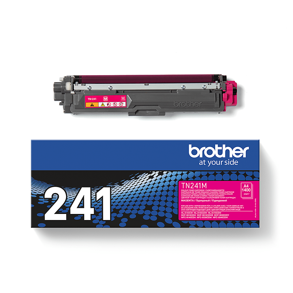 Brother TN-241M Tonerkartusche – Magenta 3